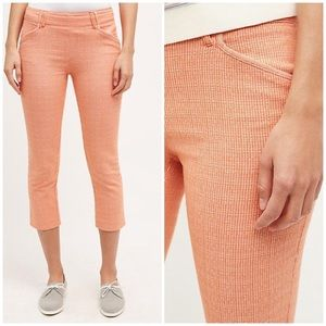 Anthropologie Cartonnier Cropped trousers